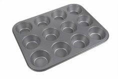 Strauss Nonstick 12-Cup Mini Muffin Pan by Josef Strauss - La Patisserie. $11.00. Strauss Non Stick Bakeware pans are made from durable non-stick metal that performs great from start to finish. Consumers rely on Strauss's bakeware for all their baking needs because it provides even baking results, easy release of baked goods and effortless cleanup.