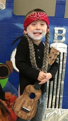 ...and BEST #Halloween #costume goes to #WillieNelson! Android  sc 1 st  Pinterest & Quick Halloween Costumes You Can Make At Home | Rustic Baby Chic ...