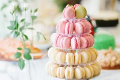 Whether macaron or macaroons, making perfect ones is easy. Use this recipe and handy tips for your macarons, you will be delighted with the results. Easy Macaroons Recipe, French Macarons Recipe, French Macaroons, Macaroon Recipes, Macarons Easy, Almond Macaroons, Baking Recipes, Cookie Recipes, Dessert Recipes