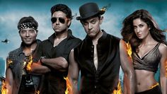 7. Dhoom 3 – Budget: Rs 125 crore
