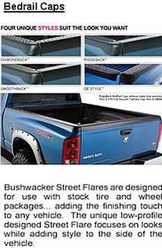 Sales and Installation of aftermarket truck, van, SUV interior and exterior accessories including grills, fender flairs, bed rail caps, step up bars, cargo accessories in Chester County and Wilmington Delaware