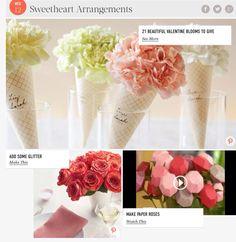 Pastel carnations- lovely