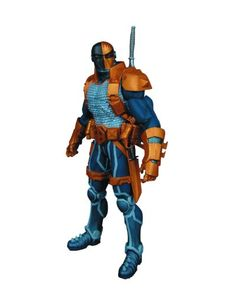 DC Collectibles Super-Villains Comics: Deathstroke Action Figure DC Collectibles http://www.amazon.com/dp/B00E1B7LV0/ref=cm_sw_r_pi_dp_pSs3ub0B7GQFR