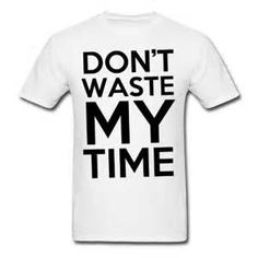 Josh's Journey To Life Blog: Day 285 – The 'Don't Waste My Time' Character