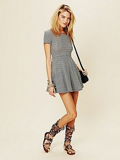 Inmydreams! Free people brunch date dress.