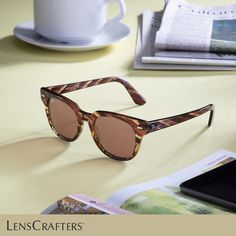 Ray-Ban's iconic, authentic designs are available in your prescription, for both sunglasses and eyeglasses. Cute Sunglasses, Sunglasses Women, Sunnies, Cool Glasses Frames, Fashion Eye Glasses, Long Sleeve Floral Dress, Ray Ban Glasses, Cute Handbags, Eyeglasses For Women