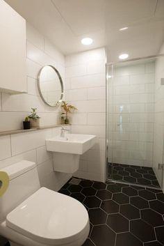 자연을 사랑하는 아이의 더불어 살아가는 집: (주)바오미다의 욕실 Bathroom Design Small, Bath Design, Dream Bathrooms, Beautiful Bathrooms, Bath Tiles, Bathroom Toilets, Bathroom Inspiration, Interior Design Living Room, Home Deco