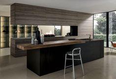 Design di Cucine, bagni e soggiorni moderni MODULNOVA - Mh6 33 - Foto 9