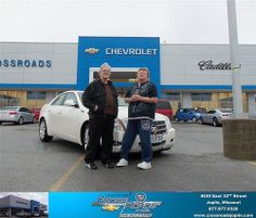 Happy Anniversary to Donna Curnette on your 2009 #Cadillac #Cts from Gary Neal  and everyone at Crossroads Chevrolet Cadillac! #Anniversary