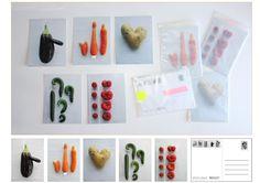 Funny cards of 'ugly' food    © www.veelsoeps.blogspot.com/