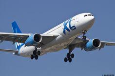 XLAirways France Airbus A330-243 (registered F-GRSQ)