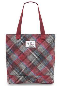 Ness Karen Bag In Westray Classic Tweed