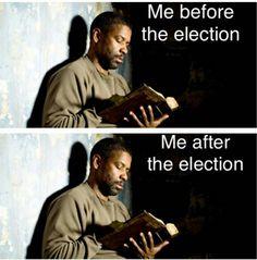 My Reality, Being Awakened,Denzel Washington (Book Of Eli)