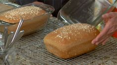 Slice Of Life, Food Nanny shares tips on baking bread.