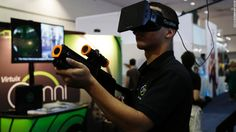 Virtual reality: The next frontier in gaming - CNN.com
