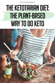 Instead of meat, the ketotarian diet instead focuses on getting essential fats and protein from plant-based sources like olives, avocados, nuts, seeds, coconuts and vegetables. Is this type of keto meal plan right for you? Find out everything you need to know.