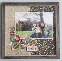 A Project by Renee Zwirek from our Scrapbooking Altered Projects Galleries originally submitted 10/01/12 at 08:26 PM