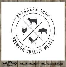 Image result for butcher shop logo