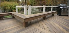 Roanoke Valley's newest retailer for Fiberon Railing and Decking products. Visit our team of professionals for expert advice on your composite deck project. Composite Deck Railing, Deck Railings, Modern Railing, Cool Deck, Diy Deck, Backyard Patio, Ipe Decking, Hardwood Decking, Outdoor Landscaping