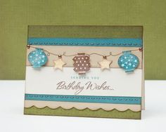 A technique called watercolor stamping.