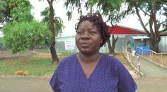 GOOD READ: This is Louise, a nurse in #Liberia. While the world waited to respond to the #Ebola outbreak in West Africa, healthcare workers like her have been there from the start.