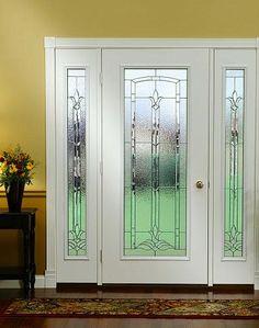 "ODL Decorative Door Glass ""Bristol"""