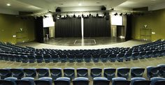 #ATProfessional – Product- Rick Browne of Venue Technical Services in Western Australia designed and  installed a sound system in the  auditorium at  Mandurah Baptist College. The school tested a number of other brands of line array in the venue prior to choosing the Blackbird TLA308 and are extremely satisfied with their choice. #pasystem #audiotechnology P A System, Blackbird, Auditorium, Western Australia, Schools, University, College, Number, Furniture