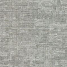 Grey Faux Grasscloth - Pontoon - Brewster Wallpaper - 415-87954