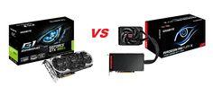 4K Gaming GPUs: GeForce GTX 980 Ti vs Radeon FURY X - High #Web #Ideas