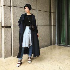 "169 Likes, 1 Comments - Rachel Comey (@rachelcomey) on Instagram: ""Interesting customer of the day Part 1 @blackchanel_janet in Beijing"""