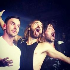 30 Seconds to Mars Jated Leto, Thirty Seconds, 30 Seconds, Life On Mars, Hello Ladies, Shannon Leto, Just Jared, Canada, American Horror Story