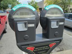 """""""My favourite parking meter. Indiana, My Favorite Things"""
