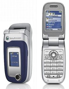 Sony Ericsson - New blue (AT&T) Cellular Phone for sale online Cell Phones For Sale, Used Cell Phones, Newest Cell Phones, Flip Phones, New Phones, Sony Phone, Old Technology, Cool Kitchen Gadgets, Easy Science
