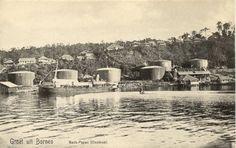 Balikpapan Oostkust 1880-1920.