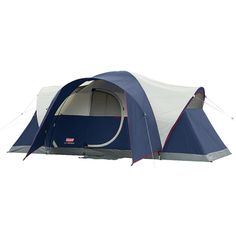 """@Overstock.com - Coleman Elite Montana 8 16""""x7' Tent - Add some outdoor technology to your next campout, and still have lots of room to spread out, in the Coleman Elite Montana 8 Person Tent with built-in lights, auto roll windows and a patented hinged door  http://www.overstock.com/Sports-Toys/Coleman-Elite-Montana-8-16-x7-Tent/3927747/product.html?CID=214117 $199.99"""