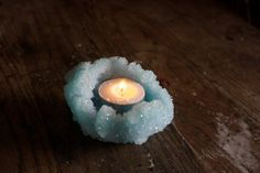 I have seen many crystal votive holders on Pinterest and it made me think, how can I make my own using science? Doing a simple science project where you grow crystals on pipe cleaners could be the …