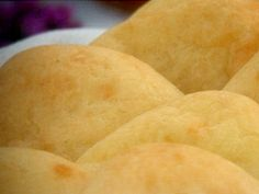 Yucca Buns (Pan de Yucca) from Simply Delicioso Cooking Channel Yucca Recipe, Oaxaca Cheese, Snack Recipes, Snacks, Rice Recipes, Bread Recipes, Gluten Free Dinner, Other Recipes, Food Network Recipes