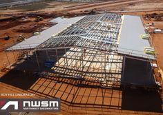 Roy Hill Laboratory, Western Australia Northwest Shedmasters Pty Ltd