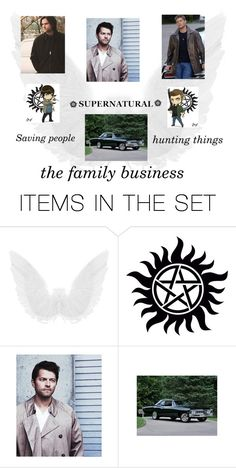 """supernatural"" by uniqueinmyownway ❤ liked on Polyvore featuring art"