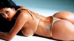 Aline Bernardes - Bikini Model Legs and Butt Workouts - Female Fitness M...