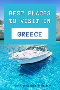 Want to explore new destinations in Greece all year round? Keep reading! I've completed a special list of the best places to visit in Greece every month. Here you will find my unique travel ideas based on the season, which will inspire you to visit new, fewer tourist destinations for unforgettable moments.   Greece travel guide   Greece travel ideas   Greece photography Greek Islands Vacation, Best Greek Islands, Greece Photography, Greece Holiday, Europe Travel Guide, Worldwide Travel, London Travel, Greece Travel, Travel Couple