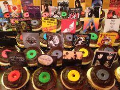 Classic Rock Cupcakes