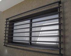 ✓ Minimalist Window Design Ideas for Your House [Images] Modern Window Design, Window Grill Design Modern, House Window Design, Balcony Grill Design, Balcony Railing Design, Door Gate Design, House Design, Minimalist Window, Minimalist House