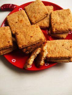 NoCarb cheddar sajtos reggeliző keksz paleo | Klikk a képre a receptért!
