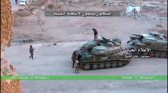 Noticia Final: Em vídeo: militantes de Khan Al-Sheh entregam um m...