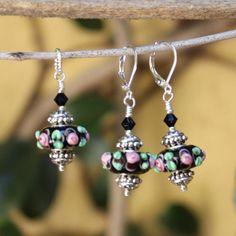 Amazing Lampwork bead set - great price!