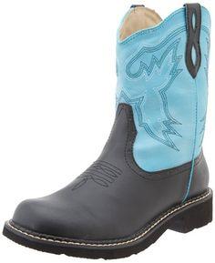 Roper Women's Chunks Western Boot,Black/Turquoise,8.5 M US Roper http://www.amazon.com/dp/B009L7UXBE/ref=cm_sw_r_pi_dp_F3uvub1CZZXJC