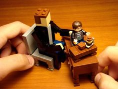 Create a lego album