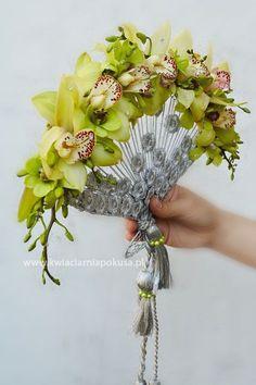 Diy Wedding Bouquet, Bride Bouquets, Floral Bouquets, Wedding Flowers, Deco Floral, Arte Floral, Floral Design, Alternative Bouquet, Hand Bouquet