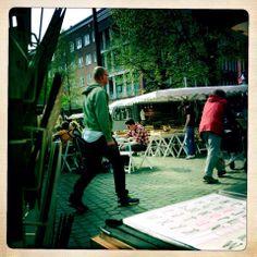 Sunday Market Den Haag op 20 april 2014